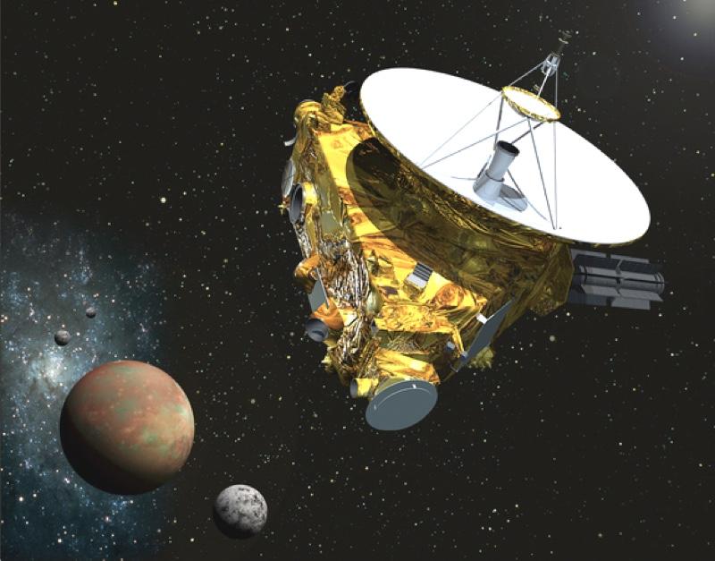 La sonda di Plutone funziona con il processore della prima Playstation – macitynet.it